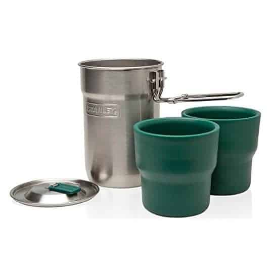 Stanley Adventure Camp Cook Set 24oz Stainless Steel Only $11.50 **Today Only**