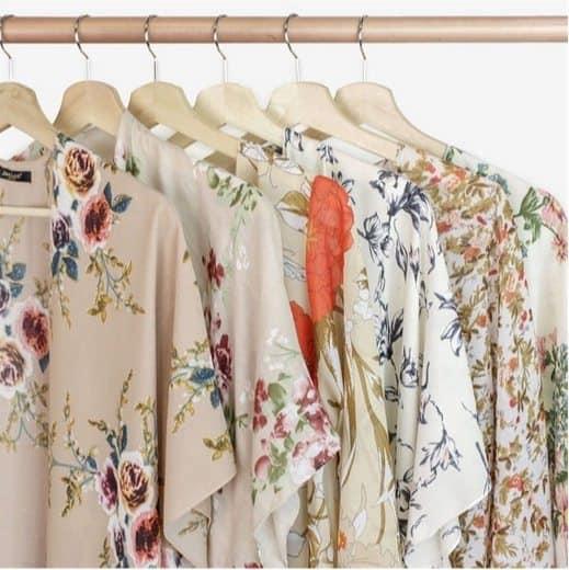 Floral Kimonos Only $14.99