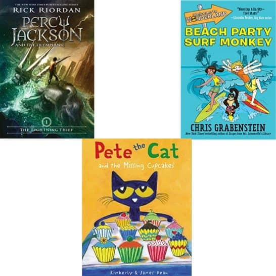 Up to 92% Off Top Children Books on Kindle **Today Only**