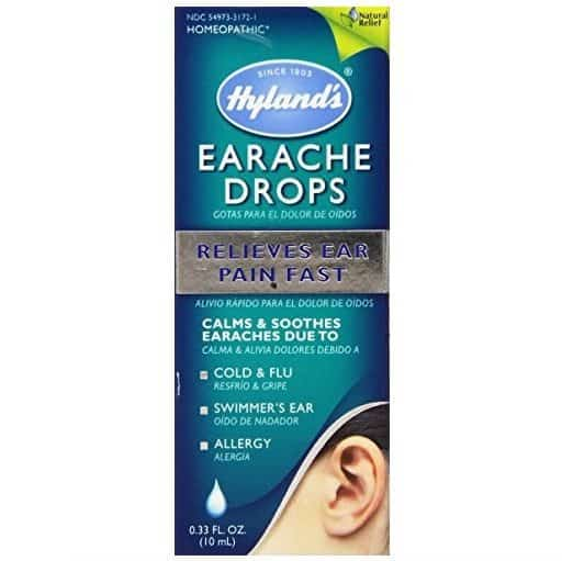 Hyland's Natural Earache Drops Only $2.37