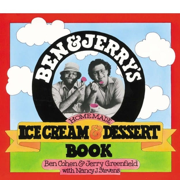 Ben & Jerry's Homemade Ice Cream & Dessert Book Kindle Edition Only $1.99