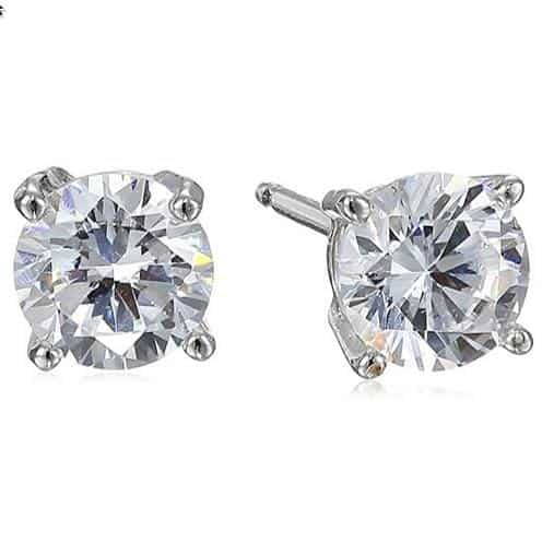 Up to 54% Off Mother's Day Jewelry Gifts ~ Cubic Zirconia Stud Earrings Only $6.00 **Today Only**