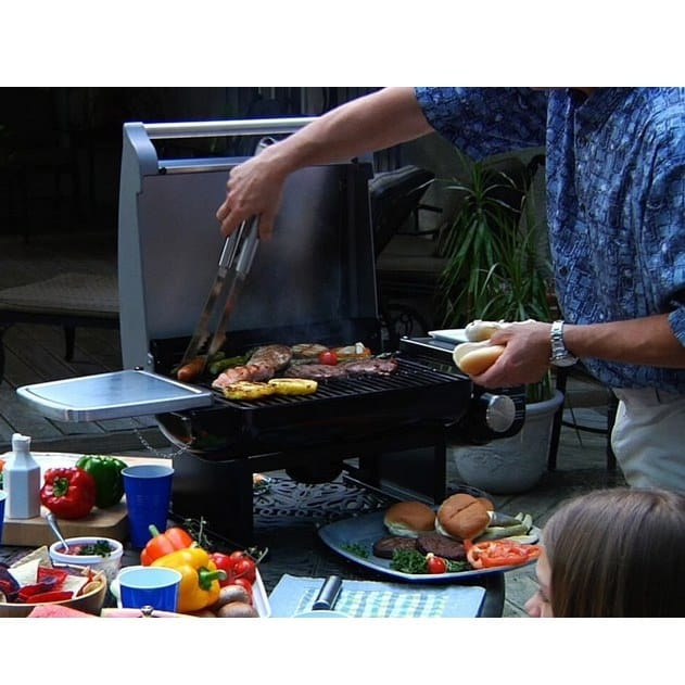 Cuisinart 12,000-BTU Tabletop Gas Grill $109.43 (Was $200) **Today Only**