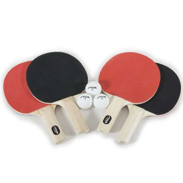 STIGA Classic Table Tennis Set Only $4.83