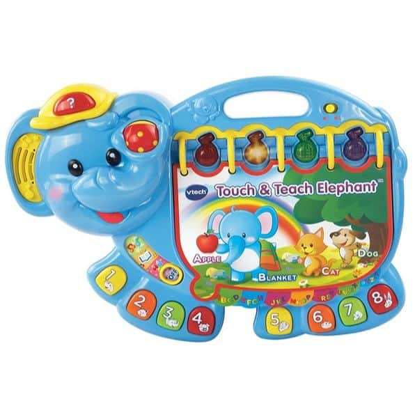 VTech Touch and Teach Elephant Book Only $13.89
