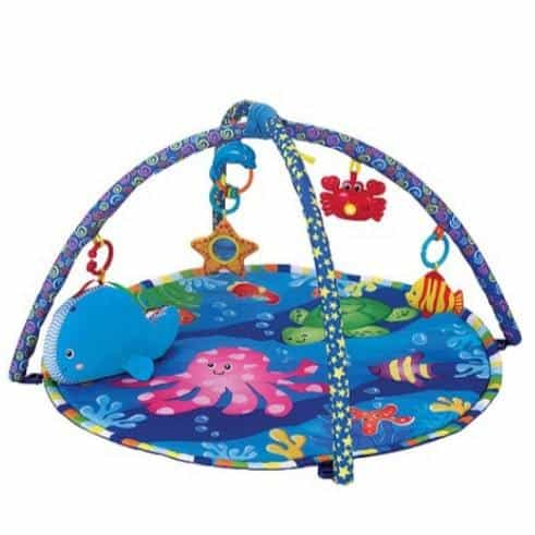 Brilliant Beginnings Neptune's Play Mat $16 (Was $45)