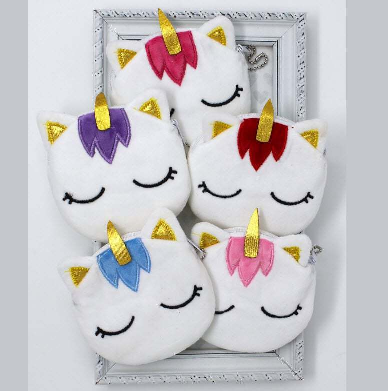 GroopDealz: Unicorn Coin Purse Only $5.99 w/ Free Shipping