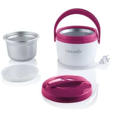 Crock-Pot Lunch Crock Only $11 Each + Free Shipping