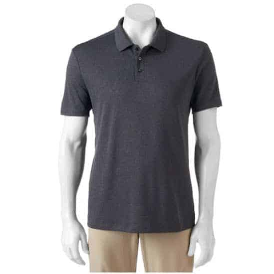 Men's FILA SPORT GOLF® Fitted Pro Core Polo ONLY $5.13 (Was $30) **HOT**