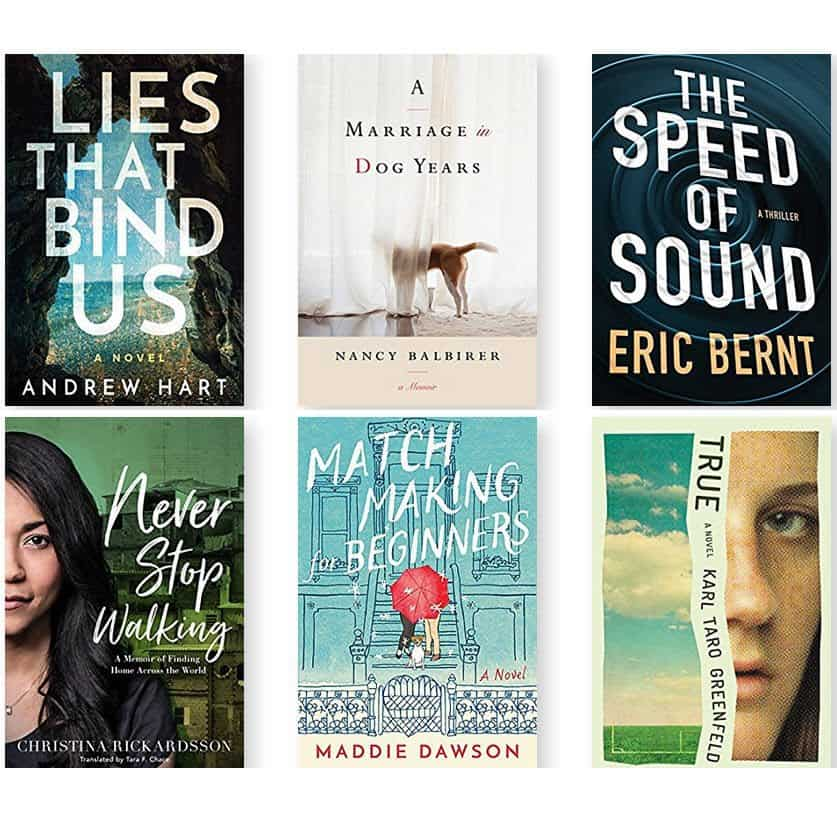 FREE Books for Prime Members with Kindle First