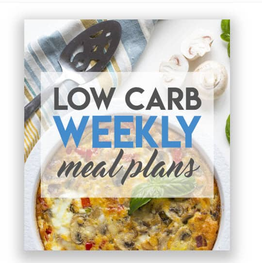 FREE 7 Day Trial of Weekly Keto Weight Loss Meal Plans