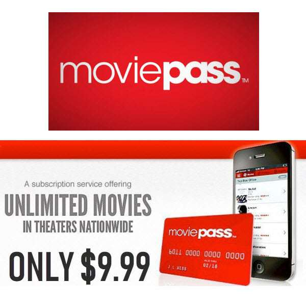 Get UNLIMITED Movie Tickets for Only $9.99 Per Month **SUPER HOT**
