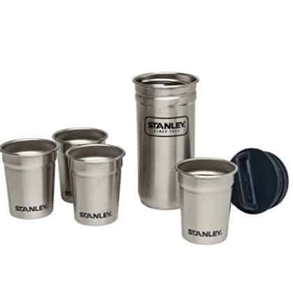 Set of 4 Stanley Shot Glass Set Only $10.42 (Was $20.00)