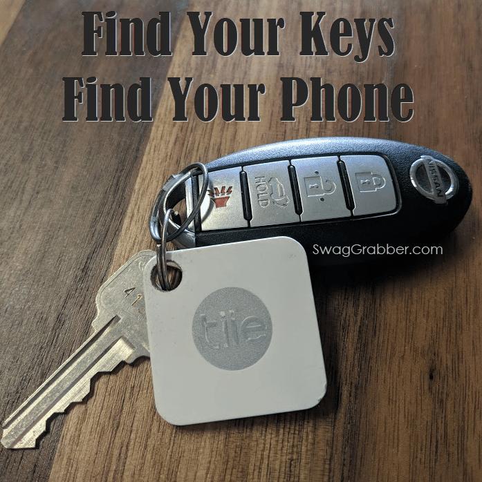 4 Pack of Tile Mate - Key Finder. Phone Finder. Anything Finder Only $39.99 (Was $49.99)