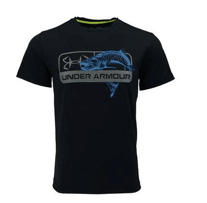 Proozy: Under Armour Men's UA Fishing Graphic T-Shirt ONLY $16 w/ Free Shipping (Was $30)