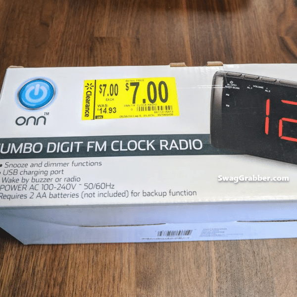 Walmart Clearance Finds - $0.25 Universal Remotes - $1 Cables - and More!