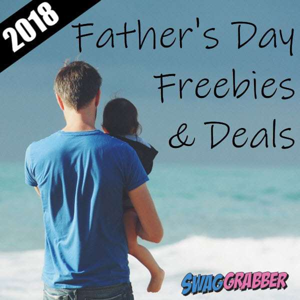 HUGE List of 2018 Father's Day Freebies & Deals