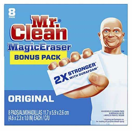Mr. Clean Magic Eraser Cleaning Pads $.61 Each Shipped