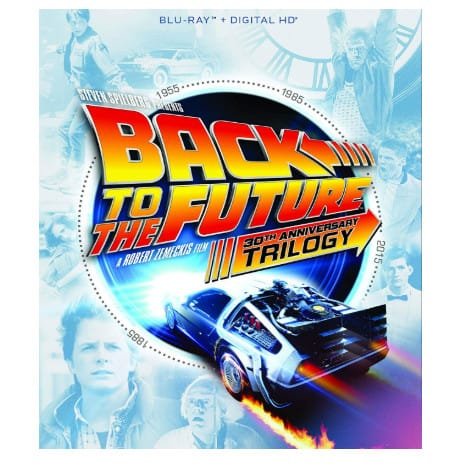 Back to the Future Trilogy Blu-ray Now .99 (Was .98)