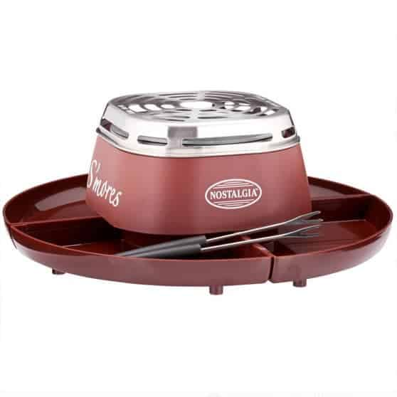 Nostalgia Electric S'Mores Maker Only $16.99