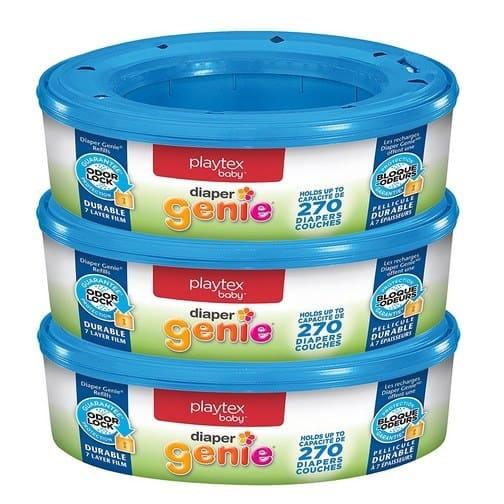 Playtex Diaper Genie Refills 3-Pack Only $13.62