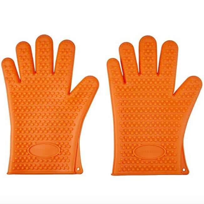 AmazonBasics Silicone BBQ Gloves Only $3.35