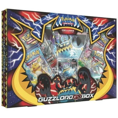 Pokemon Guzzlord-GX Collectible Cards Only $16.32 (Was $29.99)