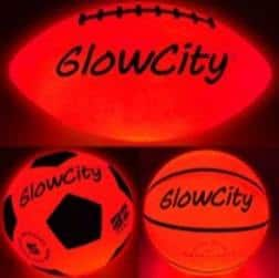 Highly Rated GlowCity LED Light Up Sports Balls Only $18.95 **Today Only**