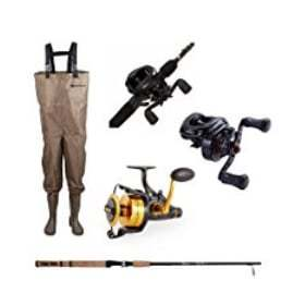 Up to 39% Off Fishing Gear by Berkley, Ugly Stik, and More **Today Only**