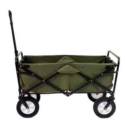 Mac Sports Collapsible Folding Outdoor Utility Wagon $49.99