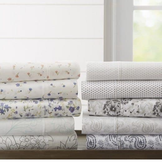 Cloud Soft Premium 4 Piece Sheet Sets Only $23.99