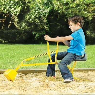 Big Dig Ride-on working Crane Only $36.45