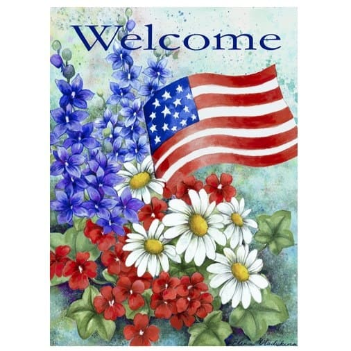 Up to 63% Off Toland Doormats, House & Garden Flags ~ Prices as low as $6.99 **Today Only**