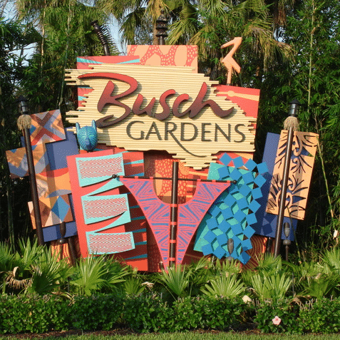 WOW Busch Gardens Tampa Is Offering One Day Tickets For Only $45 Each. HUGE  Drop From The $104 Price Tag These Tickets Normally Carry!