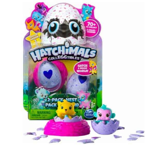 Hatchimals - Colleggtibles Egg (2-Pack) Only $2.99 w/ Free Pick up at Best Buy
