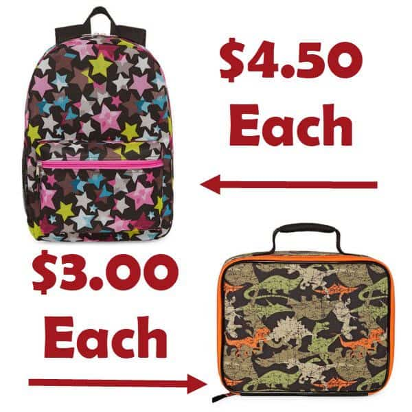 2fe2e34799df JCPenney  Backpacks from  4.50 and Lunch Boxes from  3.00   Back to School