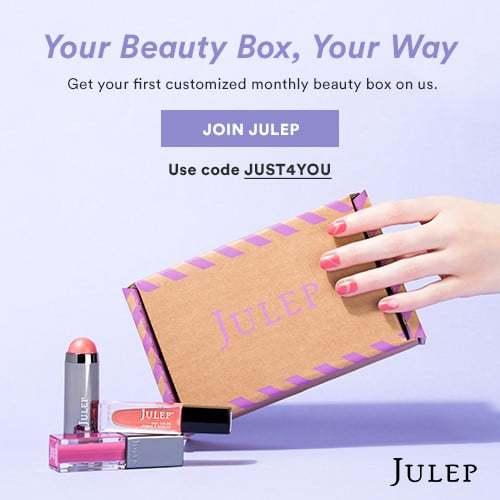 Get a Free 12-Piece Polish Set from Julep Beauty Box