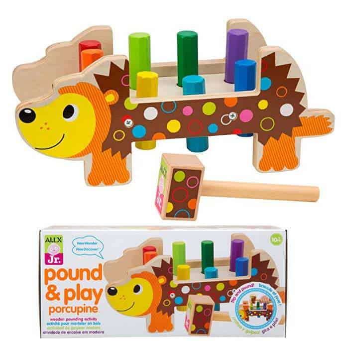 ALEX Jr. Pound and Play Porcupine Only $11.39 (Was $25.50)