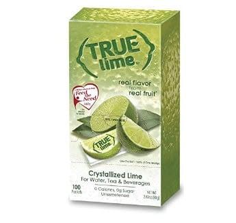 True Lime Bulk Dispenser Pack, 100 Count Only $4.90