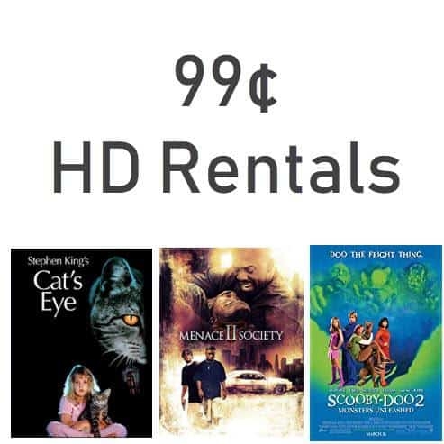 Amazon Instant Video Rentals only $0.99 Each - IT, Scooby Do, Fallen, and MORE!