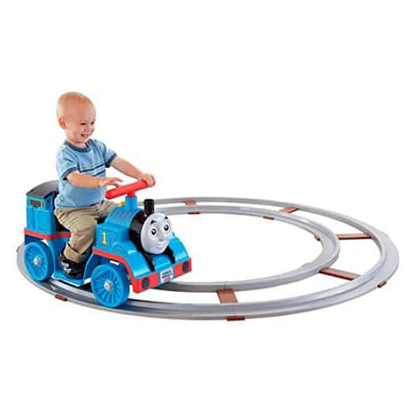 Power Wheels Thomas & Friends, Thomas Train with Track Only $76.54 (Was $139.99) #PrimeDay