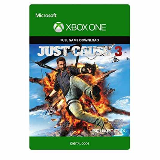 Just Cause 3 - Xbox One Digital Code Only $6.00 (Was $29.99) #PrimeDay