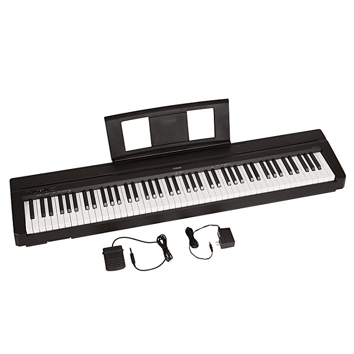 Prime Exclusive Deal: Yamaha P71 Digital Piano Only $299.99 (Was $414.99)