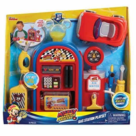 Just Play Mickey and the Roadster Racers Gas Station Playset Only $10.67 (Was $24.99)