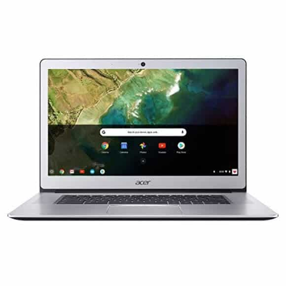 """Acer Chromebook 15.6"""" Full HD Touch, 4GB LPDDR4, 32GB Storage Only $229.99 (Was $279.99)"""