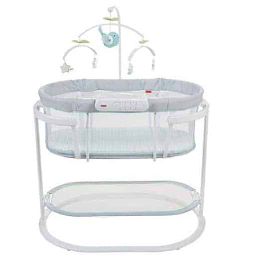 Fisher-Price Soothing Motions Bassinet Only $66.38 (Was $149.99) #PrimeDay