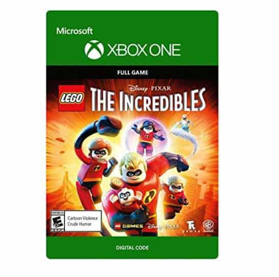 LEGO Disney•Pixar's The Incredibles Xbox One Game Only $29.99 (Was $59.99) #PrimeDay