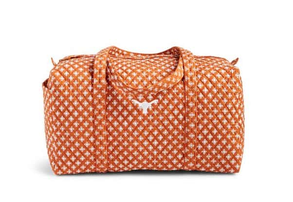 EXTRA 30% off Vera Bradley Clearance + Free Shipping = Compact Traveler Bag Only  (Was 0)