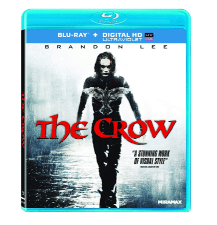 The Crow Blu-ray Only $4.96 (Was $9.99)
