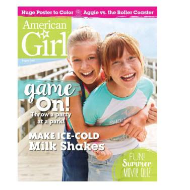 American Girl Magazine Subscription Deal - Only $14.95